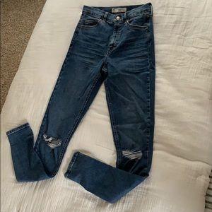 TALL Topshop Jamie jeans